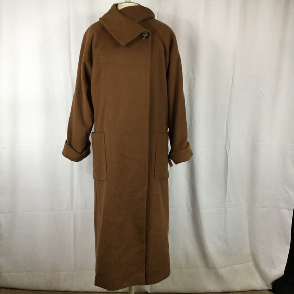 Dior Jackets & Blazers - Christian Dior Brown Wool Coat sz 8